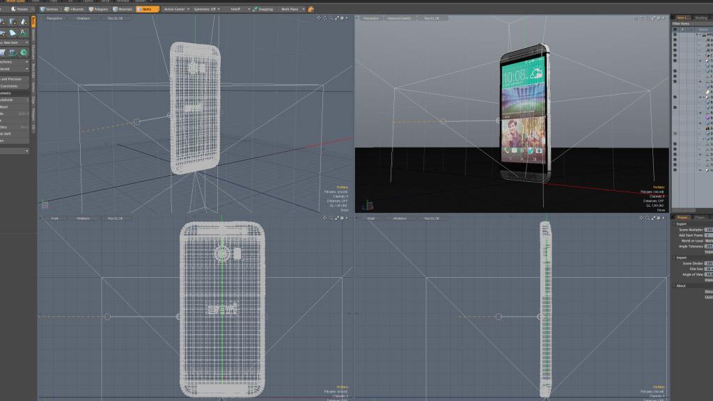 02 HTC screen desktop