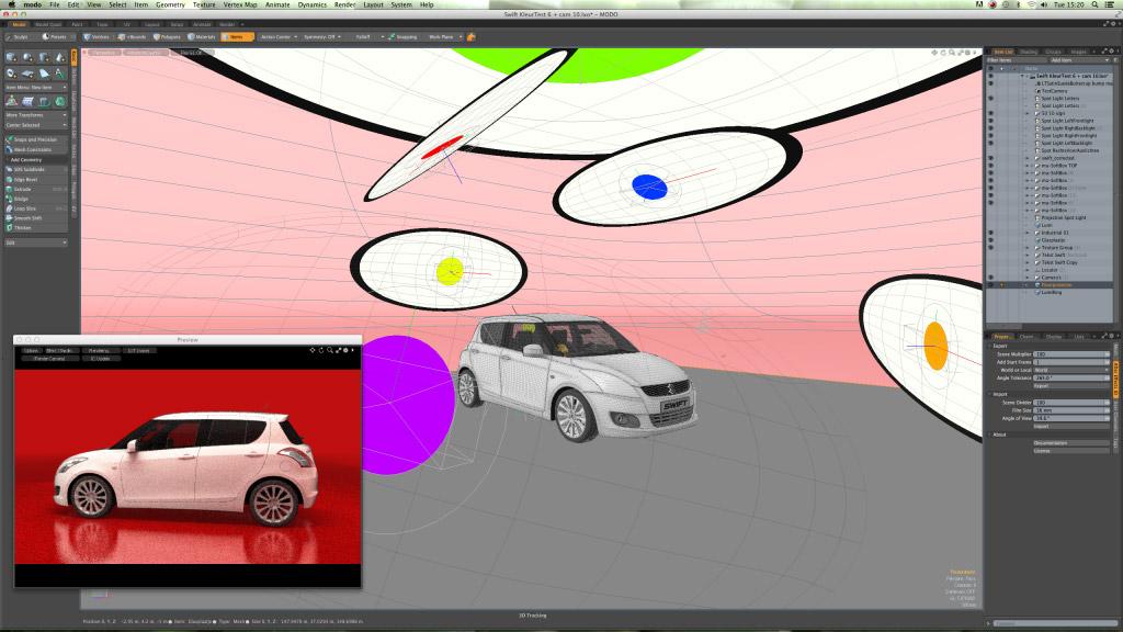 02 Rode Swift 3D desktop