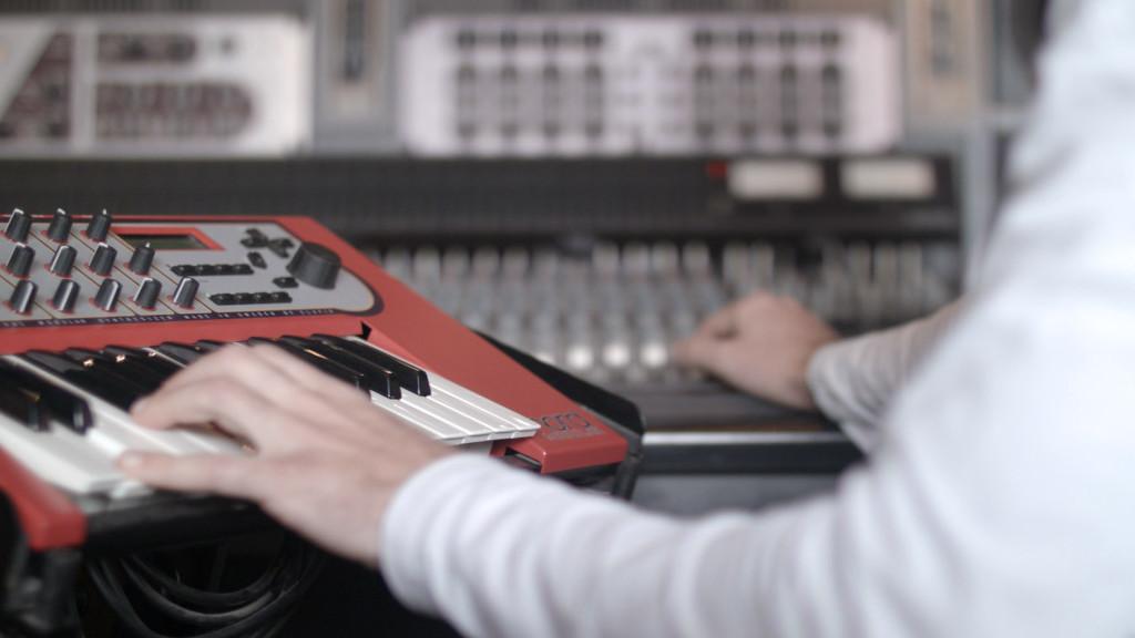 Ramon keyboard muziek 01