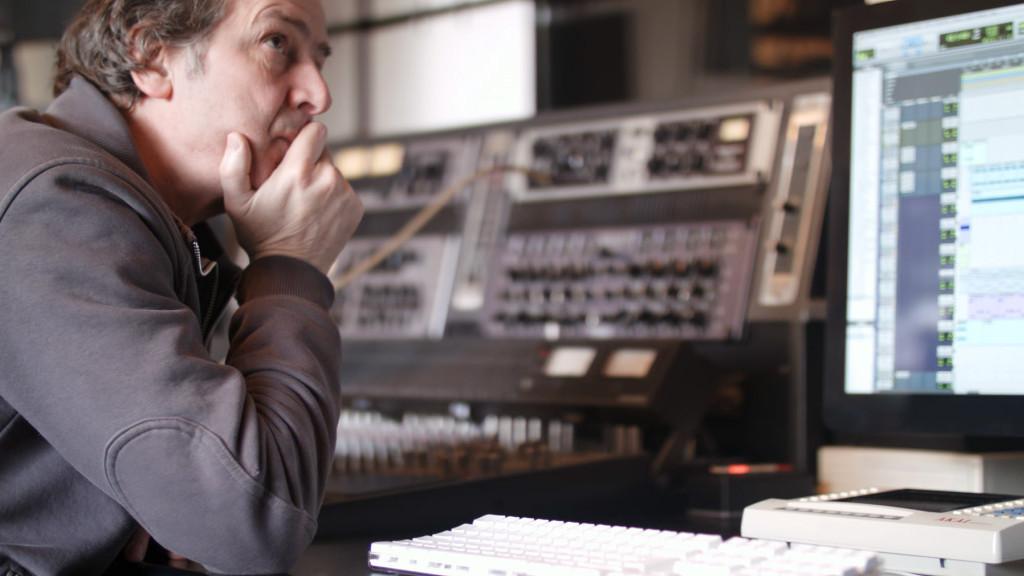 Tom Computer muziek 01