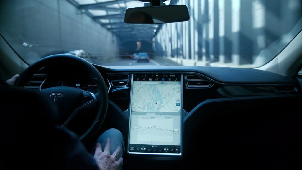 Vo Content Tesla